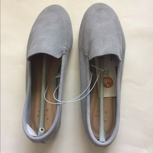 A New Day Women's Suede Loafers